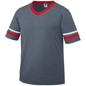 5 for $25 NWT Retro Short Sleeve Stripe Jersey